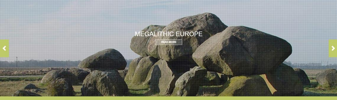 Megalithic Routes website 2015