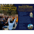 "2009: Flyer ""Family Camp"""