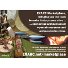 2012: EXARC Marketplace Advert