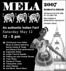 "2007: Advertisement ""Mela at JKP Barsana Dham"""