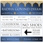2013-2014: Miscellaneous inside and outside signs for RGD