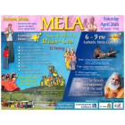 "2008: Flyer ""Mela at Barsana Dham"""