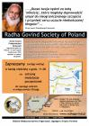 "2008: Flyer ""Radha Govind Society of Poland"""