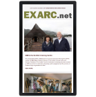 "2012-present: Digital newsletter ""EXARC"""