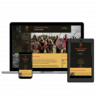 2018: Responsive Design Website for Jaap Hogendoorn