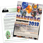 2018: Double Sided Flyer